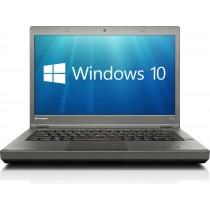 "Lenovo ThinkPad T440p 14"" Core i7-4600M 8GB 512GB SSD DVDRW WebCam USB 3.0 WiFi Bluetooth Windows 10 Professional 64-bit Laptop PC Computer"