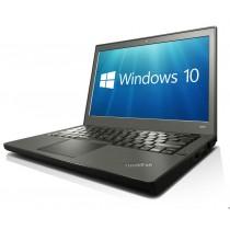 """Lenovo ThinkPad X240 12.5"""" (1366x768) 4th Gen Intel Core i5-4300U 4GB 500GB Windows 10 Professional 64-bit"""