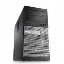 Dell OptiPlex 9020 MT Core i5-4570 8GB 500GB DVDRW WiFi Windows 10 Professional 64-Bit Desktop PC Computer