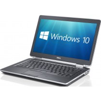 "Dell Latitude E6430 14.1"" Core i3-3110M 8GB 320GB DVDRW WiFi Windows 10 Professional 64-Bit Laptop PC"