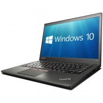 "Lenovo 14"" ThinkPad T450 Ultrabook - HDF+ (1600x900) Core i5-5300U 8GB 128GB SSD WebCam WiFi Bluetooth USB 3.0 Windows 10 Professional 64-bit PC Laptop"