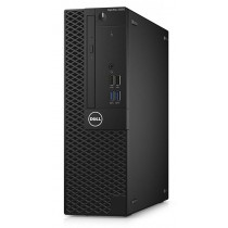 Dell OptiPlex 3050 SFF Desktop Quad Core i7-6700 8GB 256GB SSD DVDRW HDMI DP USB 3.0 WiFi Windows 10 Professional PC Computer
