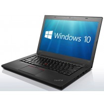"Lenovo 14"" ThinkPad T460 Ultrabook - HD (1366x768) Core i5-6200U 8GB 256GB SSD HDMI WebCam WiFi Bluetooth USB 3.0 Windows 10 Professional 64-bit PC Laptop"