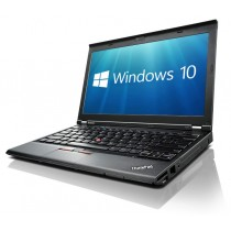 "Lenovo ThinkPad X230 12.5"" Core i5-3210M 8GB 500GB WiFi WebCam Windows 10 Professional 64-bit Laptop PC"