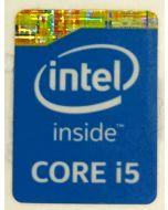 Intel Core i5 Inside Case Badge Sticker (4th Generation)