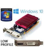 AMD Radeon HD 6450 1GB DVI DisplayPort PCI-E Low Profile Graphics Card