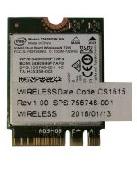 HP Intel 7265 7265NGW AN NGFF Dual Band Wireless-AC 756748-001 756749-001