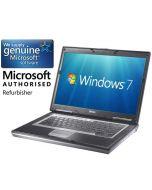 "Dell Latitude D620 Core 2 Duo T7200 2.0GHz 2GB 80GB DVD 14.1"" WiFi Windows 7 Laptop Notebook"