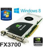 nVidia Quadro FX 3700 512MB PCI-Express Dual DVI Graphics Card KY246
