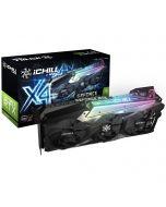 Inno3D nVidia GeForce RTX 3090 ICHILL X4 24GB RGB Quad Fan Gaming Graphics Card