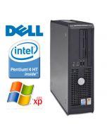 Dell OptiPlex GX520 SFF Dual Core 1GB DVD Desktop PC Computer
