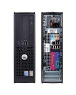 Dell OptiPlex GX520 SFF Pentium 4 HT 3.2GHz 1GB DVD Desktop PC Computer