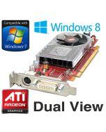 ATI Radeon 2400 XT 256MB Low Profile PCI-E Video Card CP309