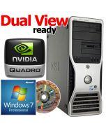 Dell Precision 490 Workstation Windows 7 Professional 64bit
