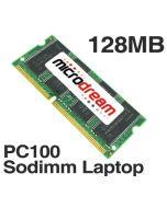 128MB PC100 100MHz 144Pin SDRAM Sodimm Laptop Memory RAM