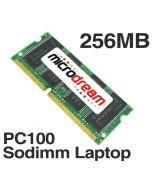 256MB PC100 100MHz 144Pin SDRAM Sodimm Laptop Memory RAM