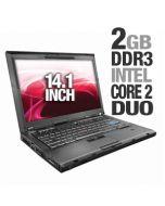Lenovo ThinkPad T400 Core 2 Duo Windows 7 Laptop