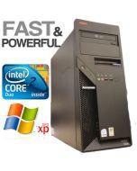 Lenovo ThinkCentre M55 8811 Intel Core 2 Duo E6600 Tower Desktop Computer