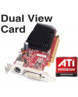 Dell ATi Radeon X1300 Pro 256MB PCI-E DMS-59 Dual View Graphics Card KT154