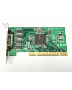 PERLE SYSTEMS 04003000 PCI CARD SPEED4 LE EXPRESS HD-68 LOW PROFILE
