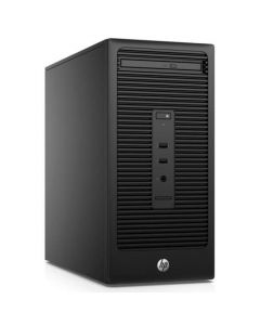 HP ProDesk 400 G3 Microtower PC - 6th Gen Intel Quad Core i5-6500 3.2GHz 8GB DDR4 500GB DVDRW USB 3.0 WiFi Windows 10 Professional