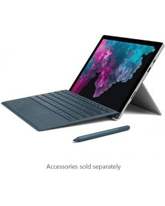 Microsoft Surface Pro (5th Gen) 12.3 Inch Tablet - (Silver) (Intel 7th Gen Core i5-7300U, 8 GB RAM, 256 GB SSD, Intel HD Graphics 620, Windows 10 Pro, 2017 Model)