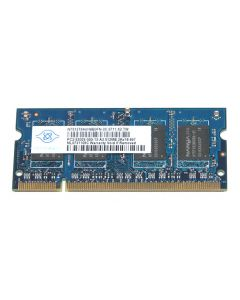 512MB DDR2 667MHz PC2-5300 SODIMM 200pin Laptop Memory Nanya NT512T64UH8B0FN-3C