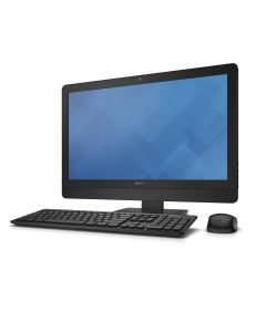Dell OptiPlex 9030 All-in-One PC, 23-Inch Full HD Display, Quad Core i5-4690s, 8GB RAM, 500GB HDD, DVD, WebCam, WiFi, USB 3.0, Windows 10 Professional