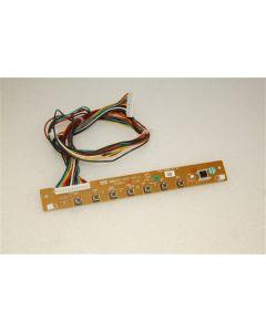 JVC GD-17L1G Power Button Board PWB-0950