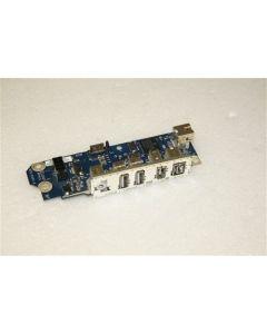 Apple Mac Pro A1186 Front USB Firewire Audio Panel Board 820-2201-A