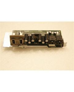 Dell Precision T3400 Front I/O USB Audio Panel Board JY058