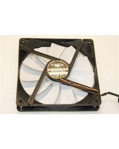 Fractal Design Silent Series R2 3-Pin Cooling Fan 140mm x 25mm FD-FAN-SSR2-140