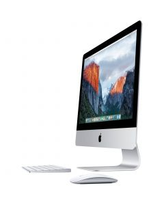 "Apple iMac 21.5"" 4th Gen Quad Core i5-4570S 2.9GHz 8GB 1TB GeForce GT 750M WiFi Bluetooth Camera macOS Catalina (Late 2013)"