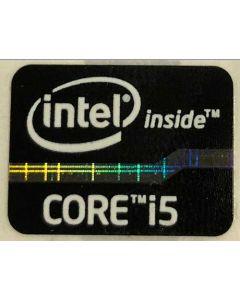 Intel Core i5 Inside Black Badge Sticker (2nd 3rd Generation)