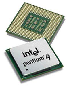 Intel Pentium 4 2.0GHz Socket 478 CPU Processor SL6S7