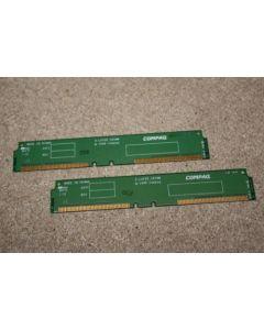 Compaq 6-Layer CRIMM Rambus Memory Continuity Card Pair 010566-001