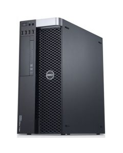 Dell Precision T5600 Workstation Six Core Xeon E5-2630 32GB 256GB SSD DVDRW Windows 10 Professional 64bit