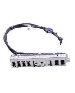 Dell Optiplex 7010 9010 MT MiniTower Front Audio, USB, I/O DH7MN