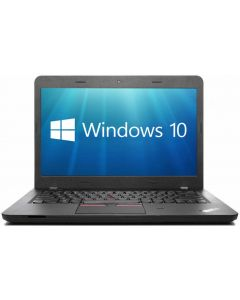 "Lenovo ThinkPad E560 Laptop PC - 15.6"" HD Core i3-6100U 8GB 500GB DVDRW HDMI WiFi WebCam Windows 10 Professional 64-bit"