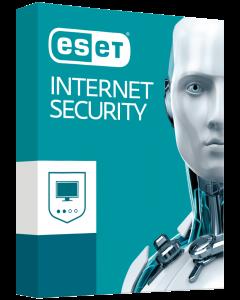 ESET Internet Security (1 device, 1-3 year license) (Digital Download / Serial No)