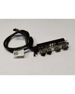 Dell Optiplex 980 SFF USB Audio Ports Panel G409R 0G409R