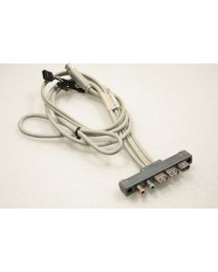 RM Expert 3000 USB Audio Firewire Ports 26-032209-005