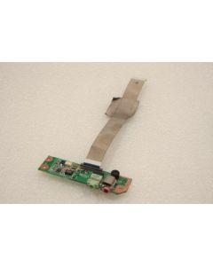 Fujitsu Siemens Amilo Pro V3515 Audio Ports Board Cable 50-71144-47