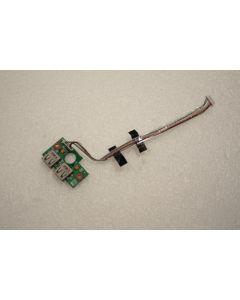 HP Pavilion HDX9000 Laptop USB Board Cable 6050A2123601-USBRB-A03