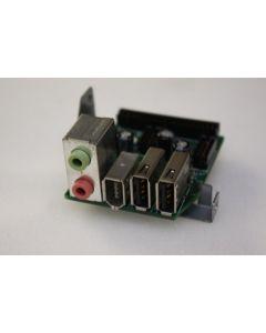 Dell Dimension 5150C Audio USB Firewire K8841 0K8841