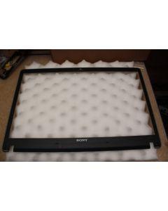 """Sony Vaio VGN-AW11Z 18.4"""" LCD Bezel 013-001A-8729-B"""