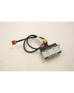 IBM Lenovo ThinkCentre M58 USB Audio Ports Cable 43N9086 43N9076