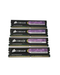 4x 1GB Patriot DDR21GBP64AW108 DDR2 PC2-6400 800MHz 240Pin Desktop PC RAM