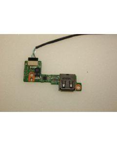 HP Pavilion dv9000 USB Port Board Cable DAAT9TB18E8