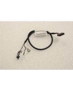 Lenovo ThinkCentre Edge 72 M91 SFF LED Power Button Cable 54Y9916